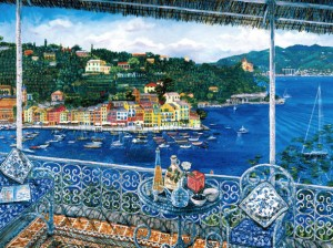 Overstocks Paintings - Sarina - 291Porto