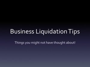 company-liquidation-business-liquidation-tips